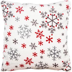 4Home Povlak na polštářek Snowflakes, 50 x 50 cm