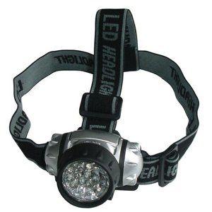Acra Čelová svítilna, 21 LED