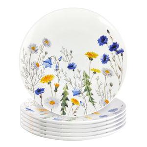 Altom Sada dezertních talířů Spring, 20 cm, 6 ks