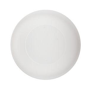 Altom Sada plastových talířů Weekend 26 cm, 6 ks, bílá