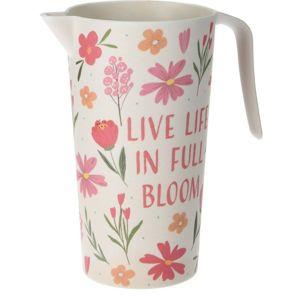 Bambusový džbán Bloom 1,5 l