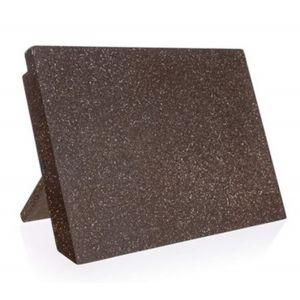 Banquet Deska magnetická na nože GRANITE Brown 30 x 21,5 cm
