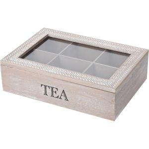 Příslušenství pro přípravu čaje a kávy