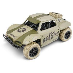 Buddy Toys BRC 18.522 Auto na dálkové ovládání RC Rally Racer, zelená