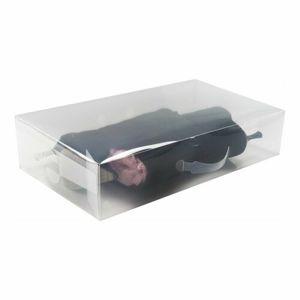 Compactor Úložný box na kozačky, 30 x 52 x 11 cm