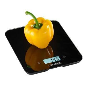 Concept VK5712 digitální kuchyňská váha Black