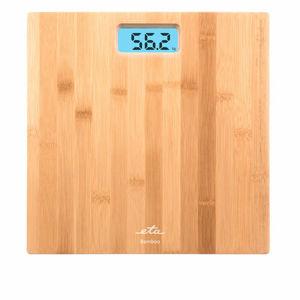 ETA 9780 90000 Osobní váha Bamboo, hnědá