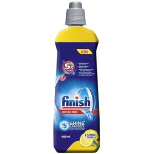 Finish Shine&Dry Lemon leštidlo do myčky 800 ml