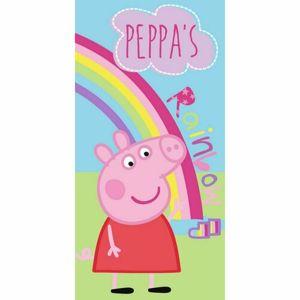 Jerry Fabrics Osuška Peppa Pig 016, 70 x 140 cm