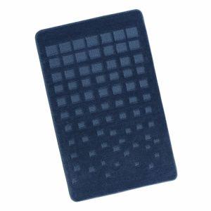 Koupelnová předložka Standard Dlaždice modrá, 60 x 100 cm