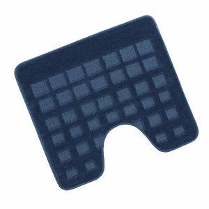 Koupelnová předložka Standard Dlaždice modrá, 60 x 50 cm
