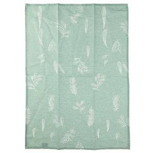 Kuchyňská utěrka MEADOW zelená, 50 x 70 cm