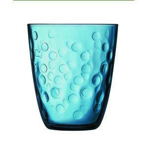 Luminarc Sada sklenic CONCEPTO PEPITE 310 ml, 6 ks, modrá