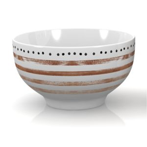 Mäser Sada porcelánových misek STRIPES and DOTS II 14 cm, 6 ks
