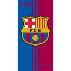 Osuška FC Barcelona Duo, 70 x 140 cm