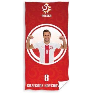 Osuška Polska Krychowiak, 70 x 140 cm