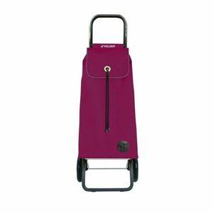 Rolser Nákupní taška na kolečkách I-Max MF Convert RG, vínová