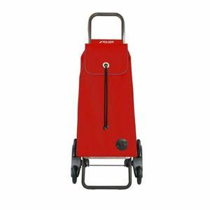 Rolser Nákupní taška na kolečkách I-Max MF Rd6, červená