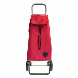 Rolser Nákupní taška na kolečkách I-Max Termo Zen Convert RG, červená