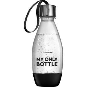 SodaStream Láhev My only bottle 0,6 l, černá