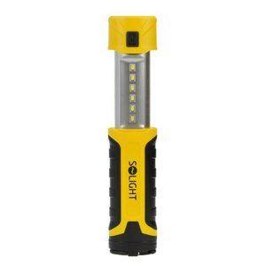 Solight WM15 Pracovní LED lampa vysouvací a nabíjecí