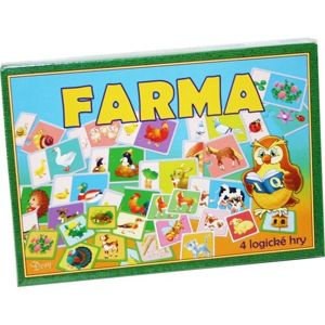 Společenská hra Farma