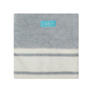 Womar Dětská deka šedá, 75 x 100 cm